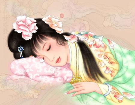 《红楼梦》人物咏·史湘云